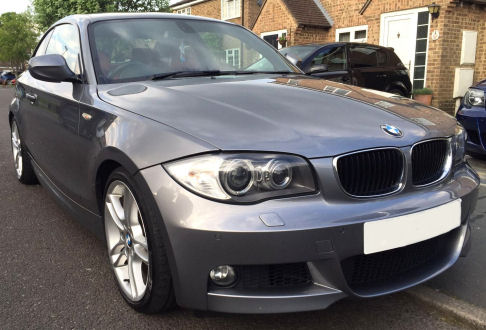 BMW 1 Series Car Valet